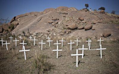 Marikana+crosses